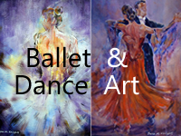 Ballet and Dance Art Gallery