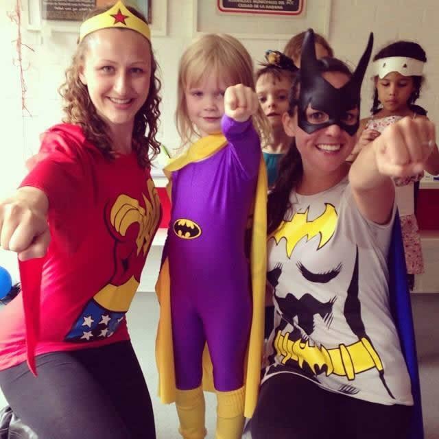 Free Superhero & Fairies Creative Dance & Drama Workshop In Weybridge