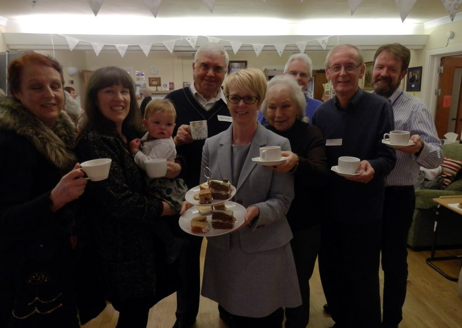 Big Coffee Morning – Can You Hold A Coffee Morning In February To Support Your Hospices?