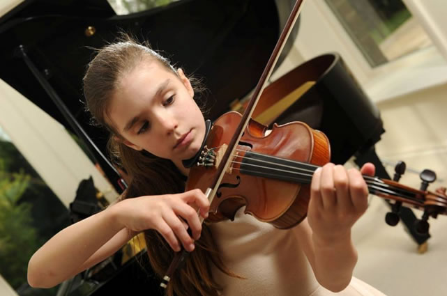 Violin Concert in Weybridge in Support of The Passage Charity Aiding The Homeless