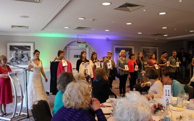 Get Your Tickets For Sixth Annual Ladies Lunch & Fashion Show In Aid Of Woking & Sam Beare Hospices At Cobham's Hilton Hotel