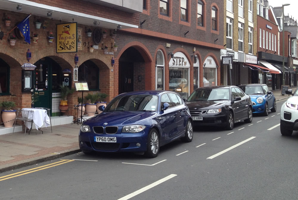 Weybridge Parking Project – Please Sign The Petition