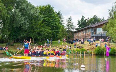 Woking & Sam Beare Hospices – Dragon Boat Race & Fun Day – Join In The Fun!