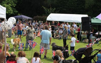 Princess Alice Hospice Summer Fete & Dog Show at Esher