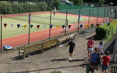 Open Day At Weybridge Lawn Tennis Club – All Ages & Abilities Welcome