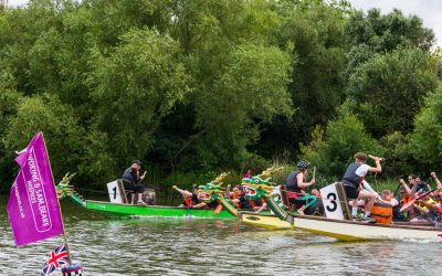 Dragon Boat Race & Fun Day! – Free Entry To Woking & Sam Beare Hospices Family Fun Event At Goldsworth Park