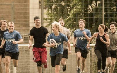O2 Touch Rugby in Weybridge / Walton Surrey – Open to All Abilities, Men & Women 16 Years +