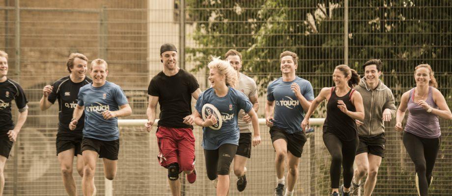 O2 Touch Rugby in Weybridge / Walton Surrey – Open to All Abilities, Men & Women 16 Years +
