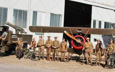Brooklands Great War 100 – Special Centenary Event at Brooklands Museum