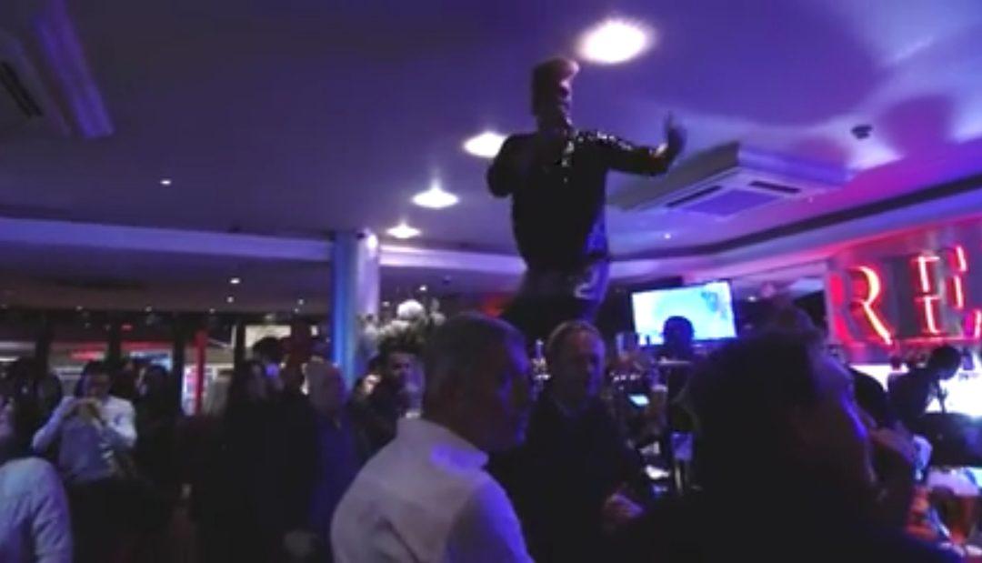 Elesha Paul Moses (from BBC's 'The Voice') Live at Red Bar & Restaurant Weybridge Surrey