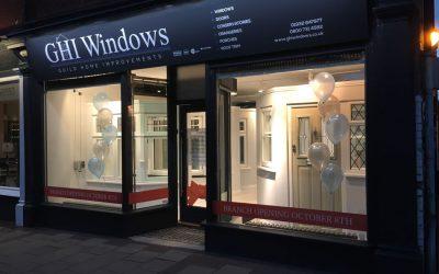 Guild Home Improvements Opens Weybridge Surrey Showroom