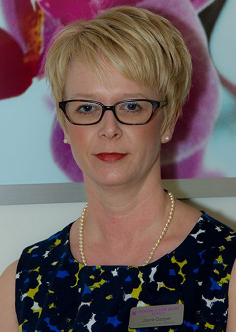 Woking & Sam Beare Hospices appoint Interim Chief Executive