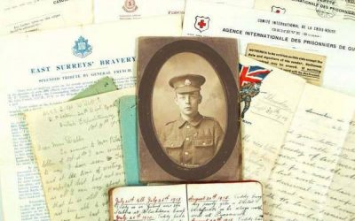 Surrey History – Discover Surrey's First World War Memories
