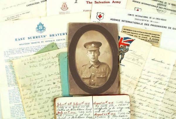 Surrey History – Discover Surrey's First World War Memories