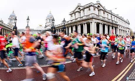 London Marathon 2017 – Apply For Places on WSBH Team