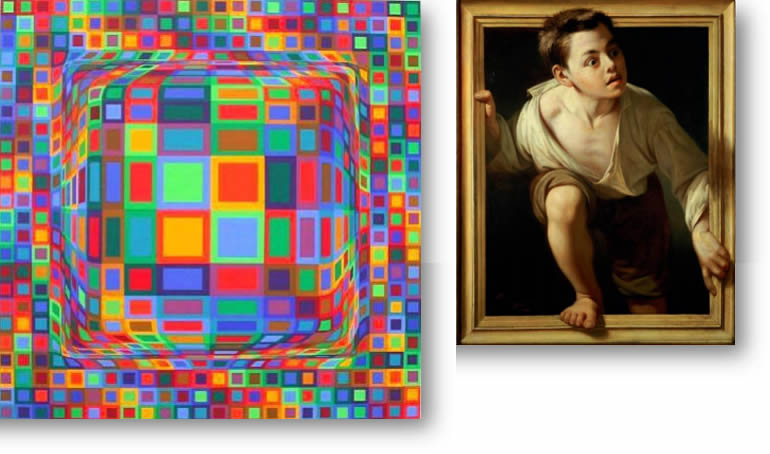 Lecture: The Art Of Perception – Woking DFAS (Decorative & Fine Art Society)