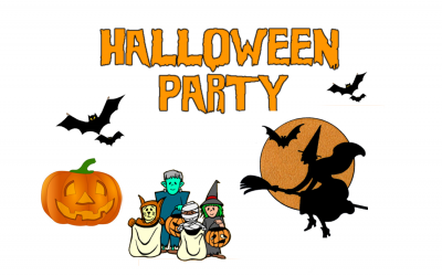 Kid's Halloween Party in Byfleet – Children's Hospice FUNdraiser!