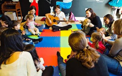 Music Classes for Babies & Toddlers in Weybridge – Special Offer