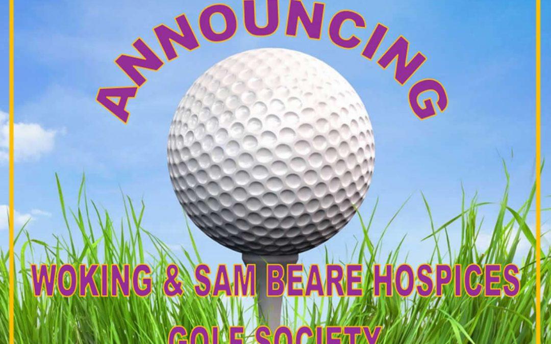 Woking & Sam Beare Golf Society Fixtures, 2016-2017