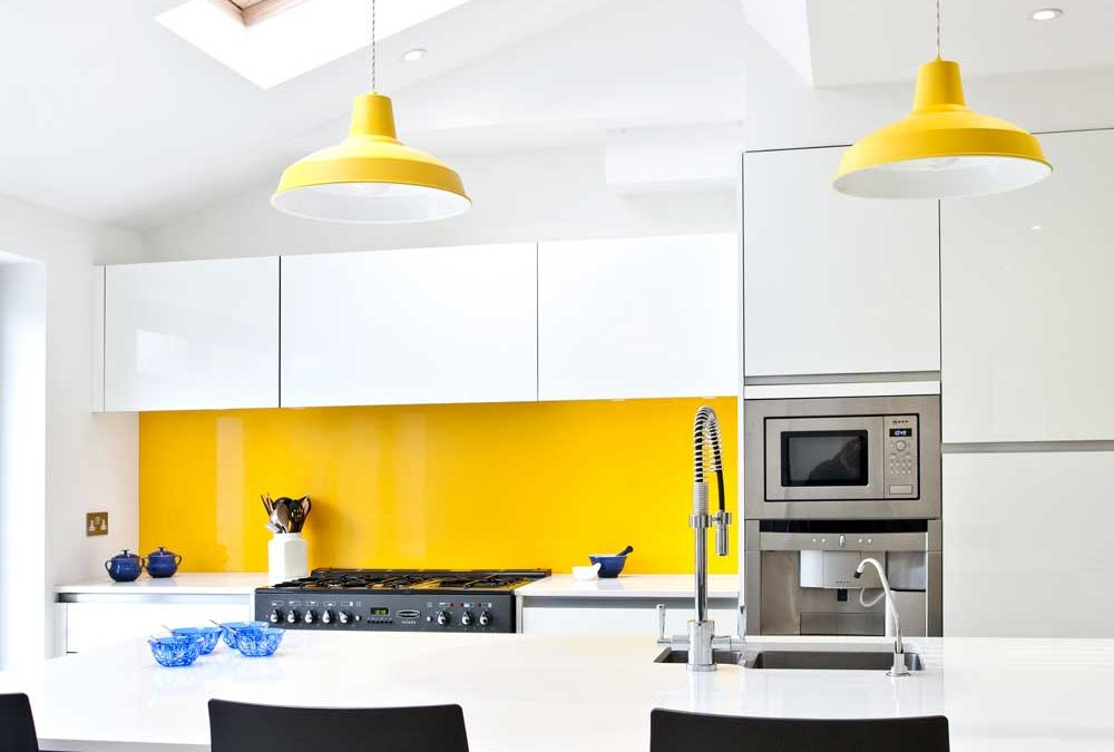 Choosing the Perfect Colour Palette for your Kitchen