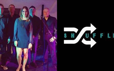 Shuffle Playing Live – New Years Eve Party at The Old Crown Weybridge Surrey
