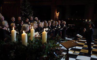 Christmas Concert in Weybridge by Walton Voices