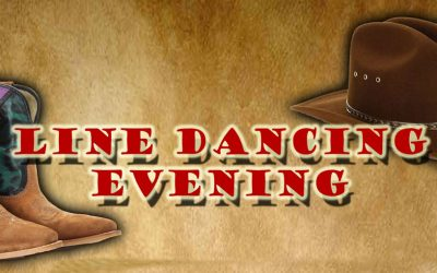The Big Line Dancing Event in Weybridge, Fundraising for Woking & Sam Beare Hospice