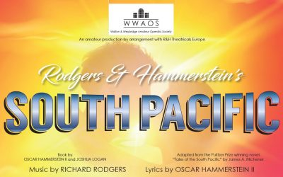 Walton & Weybridge Amateur Operatic Society Presents Rodgers and Hammerstein's South Pacific