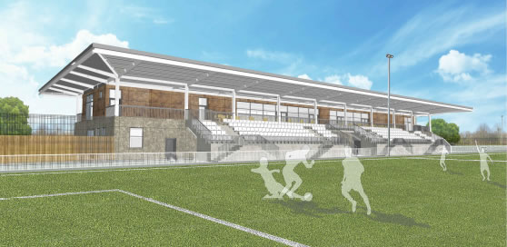 Elmbridge Sports Hub in Walton on Thames – Plans & News