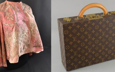 Vintage Fashion & Textiles Auction in Surrey at Woking Auctioneers