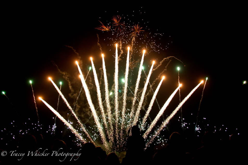 Cleves School Fireworks Display - Annual Spectacular Fireworks In Weybridge at Oatlands
