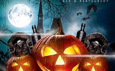 Halloween Weekend Fun at Red Bar & Restaurant Weybridge