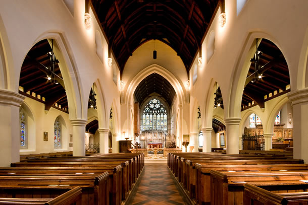 Friends of St James' Church Weybridge – Special Supper Fundraising Event
