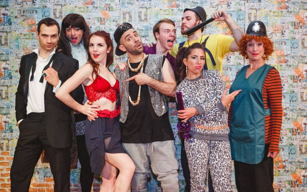 The ever-popular Adult Panto by Guildford Fringe Theatre Company is back after 3 years of sell out productions