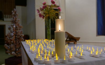 Light Up A Life At Christmas Services – Woking & Sam Beare Hospices