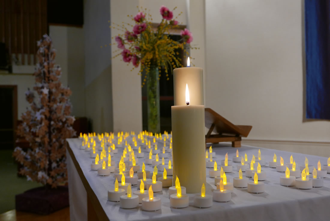 Light Up a Life Services in Woking, Egham & Hersham