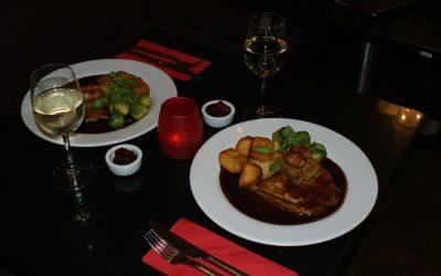 Christmas Parties & Bookings at Red Bar & Restaurant Weybridge now being taken – Here's the Menu!