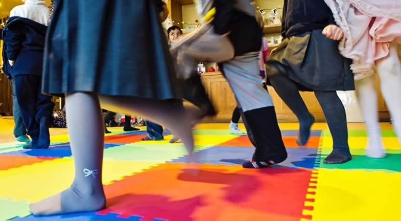 Dance Classes for Toddlers at Weybridge Scout Hut – Offer of Free Session