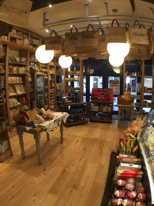 Weybridge Deli - Valentina Fine Foods - Italian Olives, Cheeses, Antipasti, Italian Spirits & Wines
