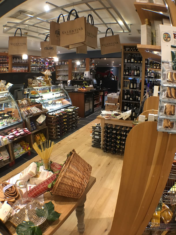 Weybridge Deli - Valentina Fine Foods
