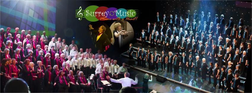 Surrey Music – Elmbridge Mixed Choir & Elmbridge Ladies Choir Based In Cobham