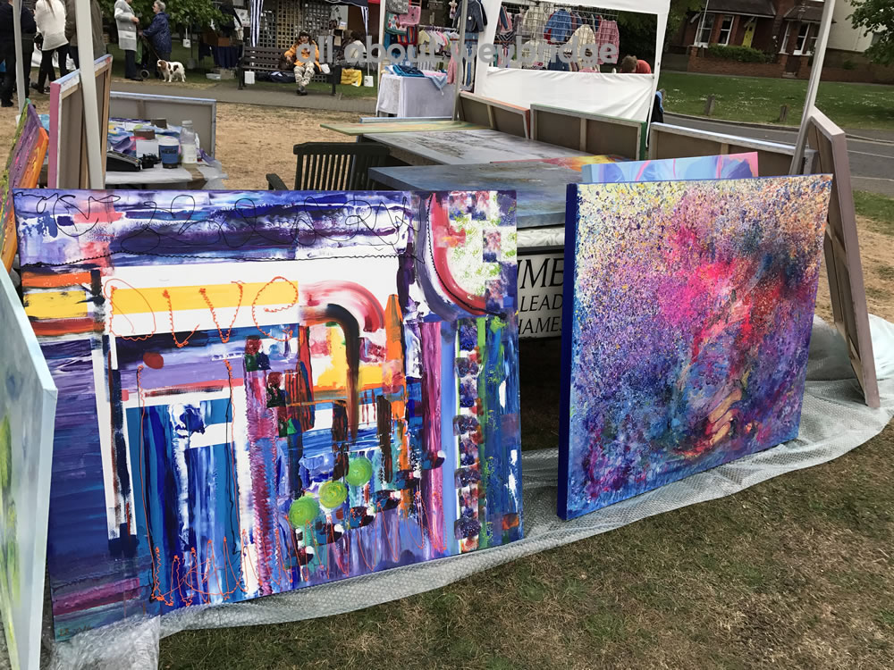art-stall-weybridge-cake-off