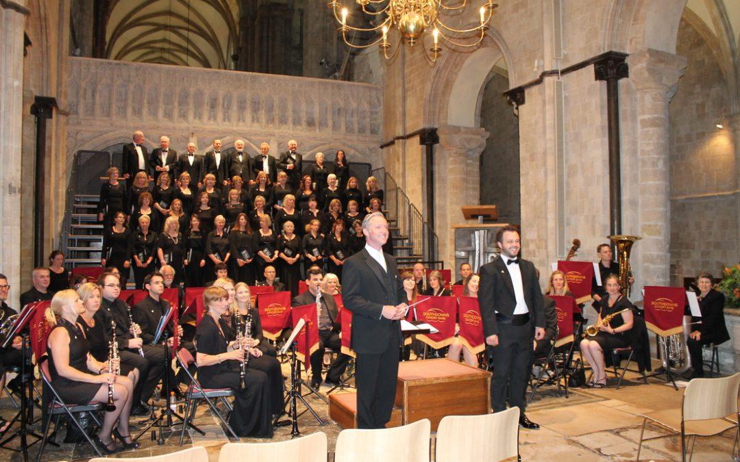 Walton Voices Choir Easter Concert at St Marys Church Sunbury