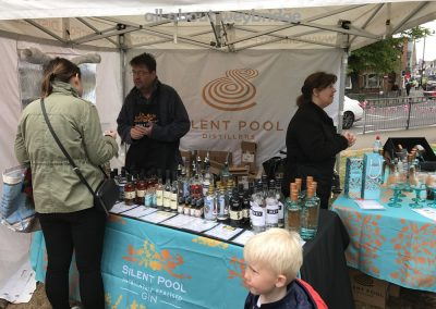 silent-pool-gin-stall-weybridge-cake-off