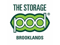 Self Storage at Storage Pod Brooklands