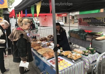 Great Weybridge Cake Off Photos - Luso Brazil Food Stall