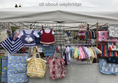 weybridge-craft--market-handmade Aran knitwear for babies and toddlers
