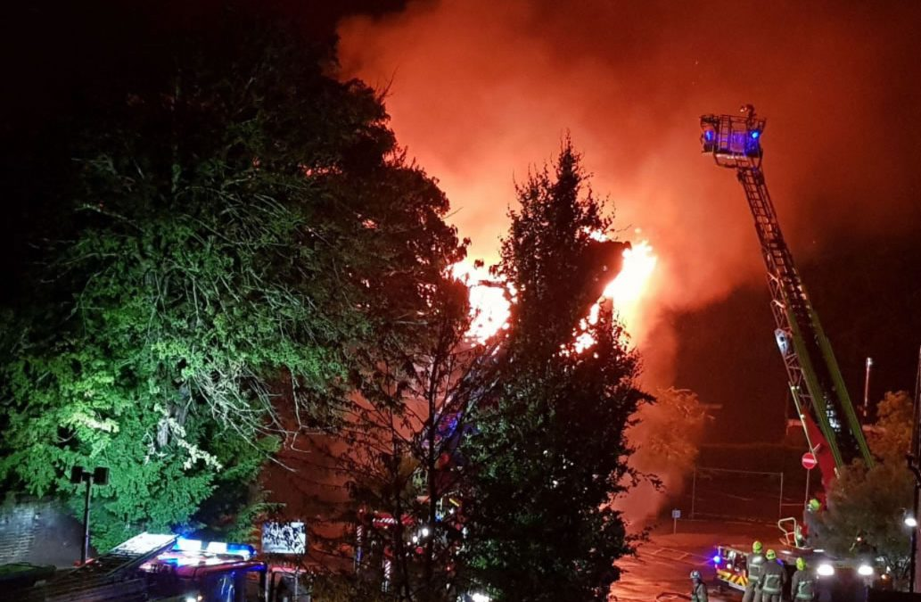 Petition For NHS Weybridge Walk In Centre To Return Following The Fire