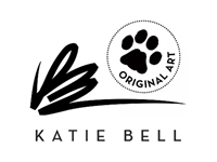Pet & People Portraits - Gifts & Original Art by Weybridge Surrey Artist Katie Bell