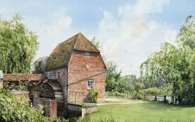 Cobham Mill Elmbridge Surrey – Information Including Free Visits